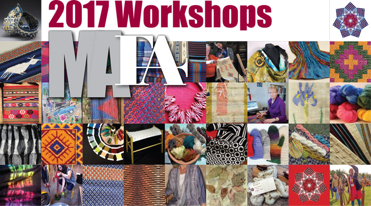 MAFA 2017 workshops collage