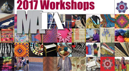 MAFA 2017 Workshops